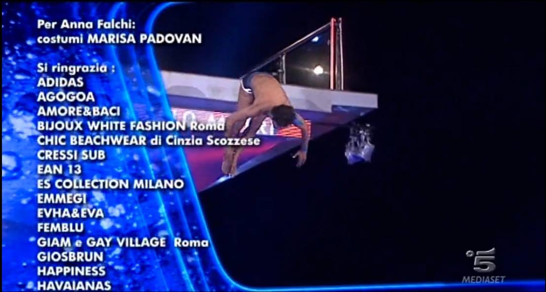 JUMP! Stasera mi tuffo - (Canale 5 - 2013)