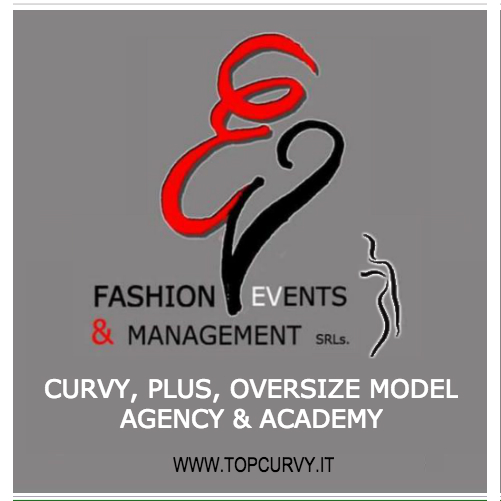 TOP CURVY MODELS Agency, Academy & Fashion Contest